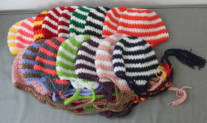 May challenge hats